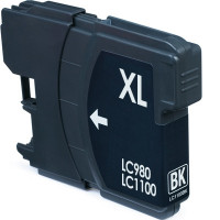 Brother LC980/LC1100, Black