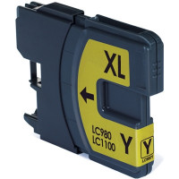 Brother LC980/LC1100, Yellow